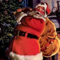 Make someone happy - Santa Claus tourt durch die Schweiz